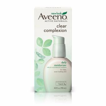 Aveeno Clear Complexion Daily Moisturizer 4 Oz Price Philippines