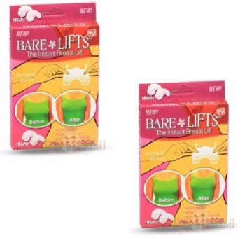 Harga Bare Lifts Instant Breast Lift 10-piece Set (White) (Set of 2)