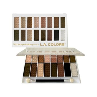 La Colors 16 Color Eyeshadow Palette (Sweet) Price Philippines