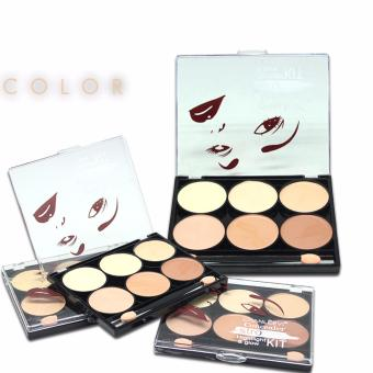 Chanleevi Highlight &Glow Concealer Kit CH-108 #01 Price Philippines