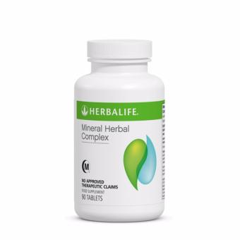 Harga Mineral Herbal Complex (90 Tablets)