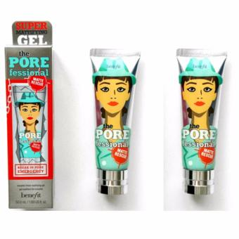Harga Set of 2 Benefit The POREfessional Matte Rescue 60ml