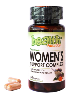 Harga Health Funatics Optimum Women's Support Complex 60 Capsules