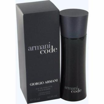 Harga Giorgio Armani Armani Code For Men 75ml