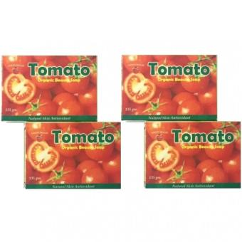 Harga AA&LL - AA&LL - Tomato Organic Beauty Soap - set of 4