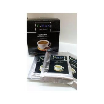 G-Max Super Charged Coffee Mix with Ginseng & Tongkat Ali Price Philippines