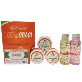 Harga Skin Magical Local Obagi Kit