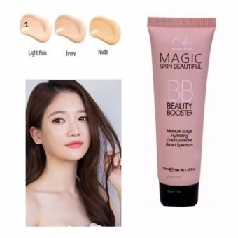 BB Cream Beauty Booster (LIGHT PINK) Shade#1 Andrea Secret Magic Skin Beautiful Liquid Foundation Price Philippines