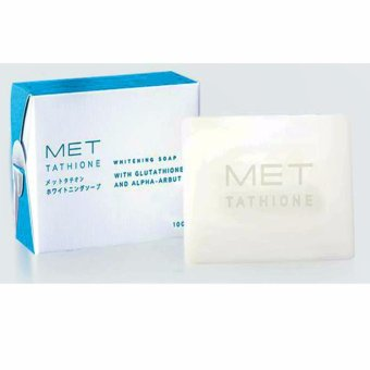Met Tathione Whitening Soap 120g Price Philippines