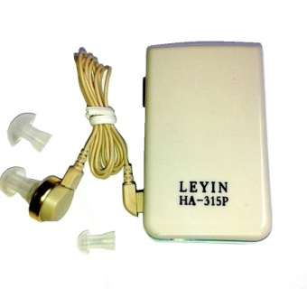 Harga Leyin HA-315P Mixi Clip Type Wired Hearing Aid
