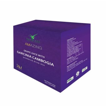 Harga IAM Worldwide Amazing Slimming Grape Juice w/ Garcinia Cambogia