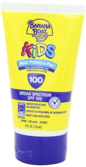 Banana Boat Kids Max and Protect SPF 100, 118 ml Price Philippines