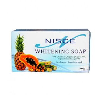 Nisce Whitening 5in1 Soap 135g Price Philippines