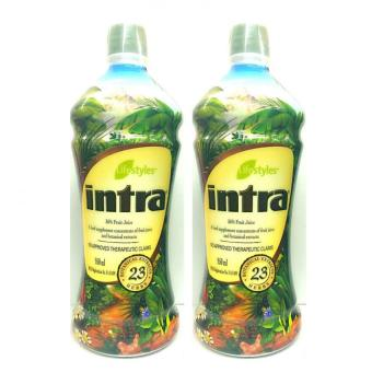 Lifestyles Intra 23 Herbal Juicce, Set of 2 Price Philippines