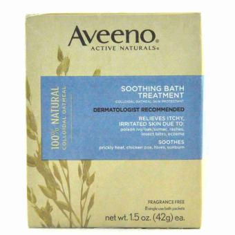 AVEENO Soothing Bath Treatment 8 packs Price Philippines