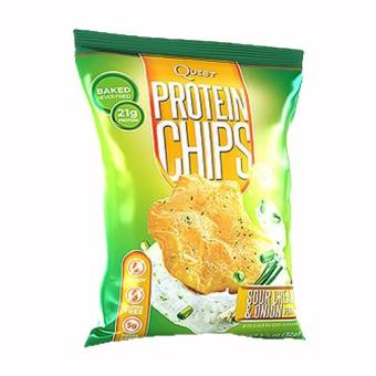 Quest Protein Chips Sour Cream & Onion - Pack of 3 Price Philippines
