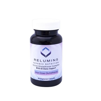 Harga Relumins Advance Nutrition Active Glutathione Complex Capsules Bottle of 60