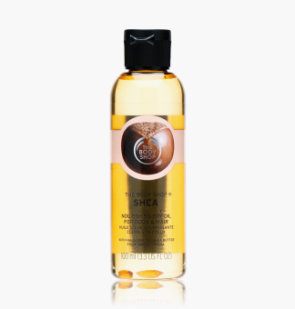 The Body Shop Shea Beautifying Oil 100 mL Price Philippines