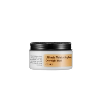 Harga COSRX Ultimate Moisturizing Honey Overnight Mask 50g