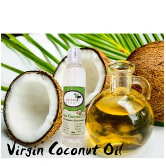 Harga Organic Beauty Lab Virgin Coconut Oil (Food Grade) 100ml