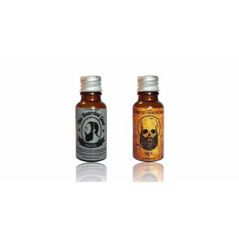The Bearded Gent and Bearded Pinoy Community Beard oil 20ml (Pack of 2) Price Philippines