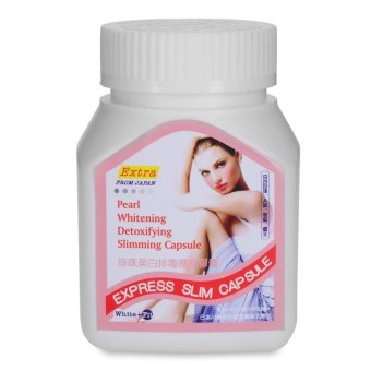 Japan Extra pearl Slimming and Whitening 400mg Capsules, Bottle of 30 Price Philippines