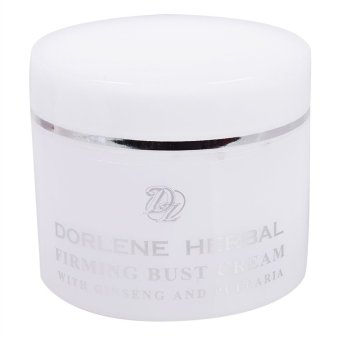 Harga Dorlene Herbal Bust Cream with Ginseng 100g