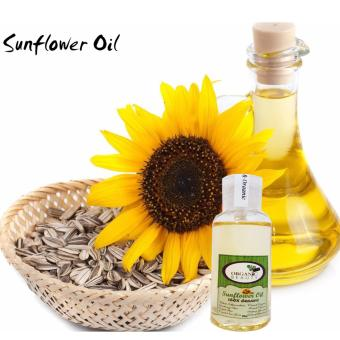 Harga Organic Beauty Lab Sunflower Oil 50ml