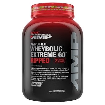 GNC Pro Performance® AMP Amplified Wheybolic Extreme 60™ Ripped - Chocolate Price Philippines