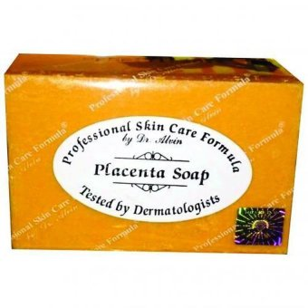 Dr. Alvin Professional Skin Care Formula Placenta Soap 135g Price Philippines