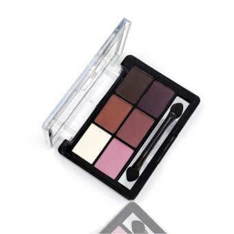Harga Pop Art 6 Concept Eyes Shadow (Matte Series) (#1)