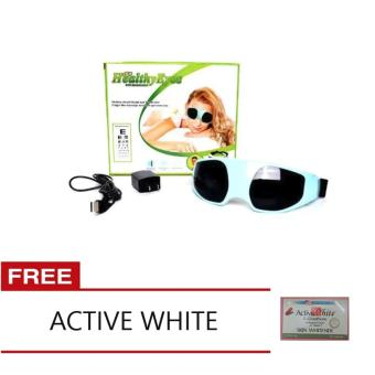 Electric Eye Massager with FREE Active White Price Philippines
