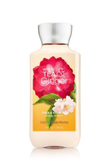 Harga Bath and Body Works White Tea and Ginger Body Lotion 236ml