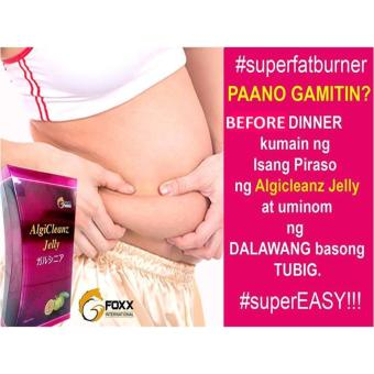 Harga Slimming Algicleanz Jelly (Garcinia Cambogia) Lose Weight Challenge in 10 Days