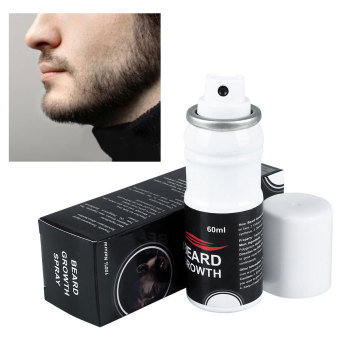 Men Hair Nutrition Grow Facial Fast Beardboost Beard whiskers Pro Growth Spray - intl Price Philippines