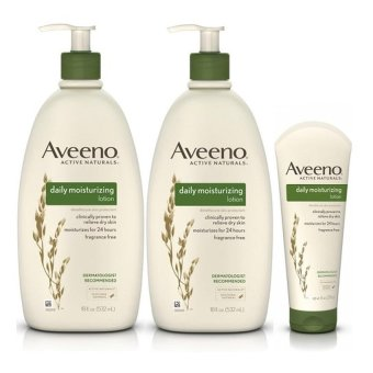 Aveeno Daily Moisturizing Lotion Value Pack Price Philippines