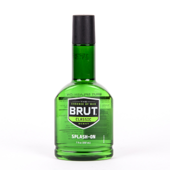 Harga Brut Splash-On Classic Scent for Men 207ml