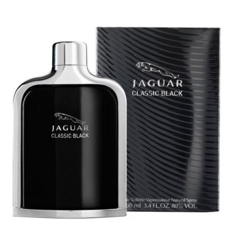 Jaguar Classic Black Eau De Toilette for Men 100 mL Price Philippines