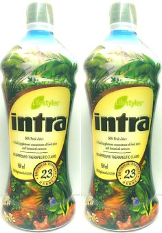 Lifestyles Intra 23 Herbal Juice 950ml by2s Price Philippines