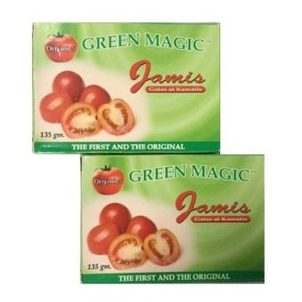 Harga AA&LL - Green Magic-Jamis (Gatas at Kamatis) Organic Beauty Soap - set of 2