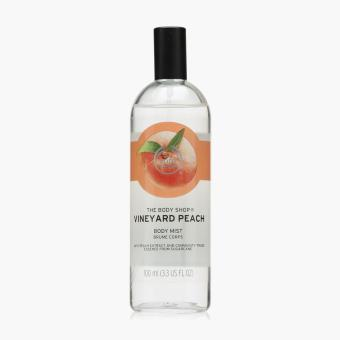 The Body Shop Vineyard Peach Body Mist 100 mL Price Philippines
