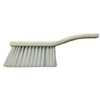 Meisons barbers brush for clearing hair (WHITE) Price Philippines