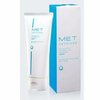 Met Tathione Whitening Facial Wash 120g Price Philippines