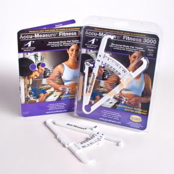 Accu-Measure Fitness 3000 Personal Body Fat Caliper Tester Price Philippines