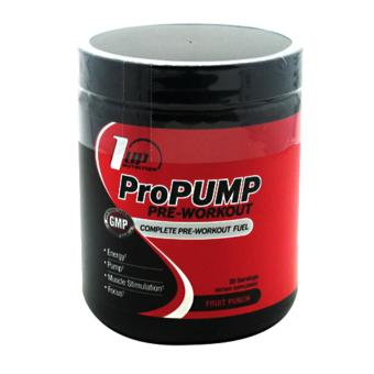 1UP Nutrition Pro-Pump Complete Pre-workout Fuel for Explosive Energy, Focus and Endurance 30svgs Fruitpunch Price Philippines