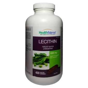 Harga Health Balance Lecithin 1200mg, 400 Softgels