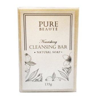 Harga Pure Beaute Virgin Coconut Oil SOAP All Natural 135g