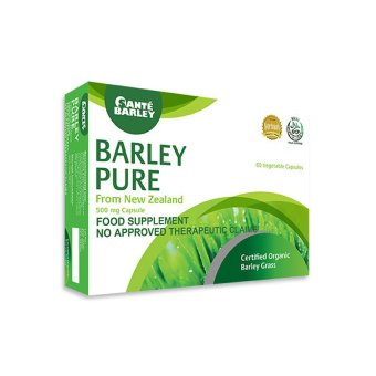 Harga Sante Barley Pure 500mg Capsules Box of 60