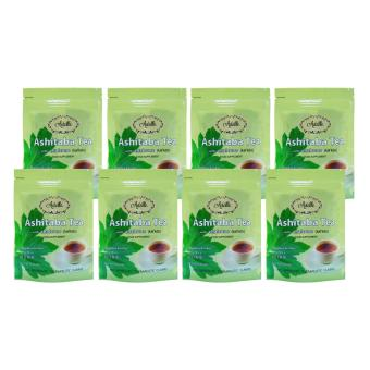Adelle Ashitaba Tea with Chalcone in Ziplock 2g 10's Teabags Pack of 8 Price Philippines