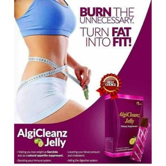 Harga AlgiCleanz Jelly-Garcinia Cambogia in a Jelly Lose Weight in 10 days